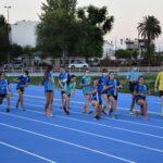 Talavera recupera el atletismo tras la rehabilitación de la pista municipal