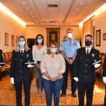 Cuatro nuevos agentes en la Policía Local de Talavera y en marcha un proceso selectivo para siete vacantes
