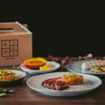 Toledo estrena servicio de comida gourmet a domicilio de la mano del chef Miguel Ángel López