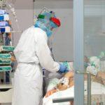 Los pacientes con COVID-19 que necesitan respirador continúan aumentando en Toledo
