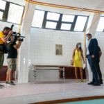 Inversión de 43.000 euros para adecuar los aseos y los espacios exteriores del CEIP Jaime de Foxá