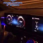VÍDEO | Detenido por conducir sin manos y bailando a 200 kilómetros por hora