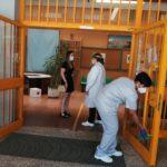 Prorrogan nueve meses la limpieza de los colegios con Ferrovial en Toledo por más de 3 millones
