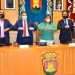 La Junta, Talavera, Cazalegas y Pepino se alían para el desdoblamiento de la antigua N-V