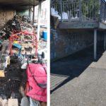 Retiran 1.500 kilos de residuos en el embarcadero de las piraguas junto al Tajo en Talavera