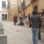 Calles y plazas del Casco Histórico de Toledo, escenario de un nuevo proyecto audiovisual