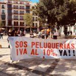 """Las peluquerías se reivindican en Toledo ante """"el riesgo de cierre del 42% de los salones de la provincia"""""""