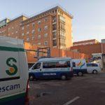 Menos contagios de COVID pero más pacientes hospitalizados en Toledo, que registra nueve fallecimientos en 24 horas