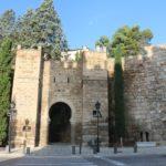 Toledo iluminará de verde este domingo la puerta de Alcántara y el torreón de la Cava