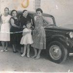 La fotografía que esperó escondida más de 60 años en un histórico portón de la Plaza de la Magdalena