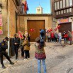 """Las diez trabajadoras de limpieza de la Agencia Tributaria en Toledo irán a la huelga si no cobran """"en tiempo y forma"""""""