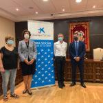 Fundación 'la Caixa' colabora con Madridejos para ayudar a más de 160 familias vulnerables