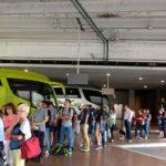 El Ministerio cancela la nueva adjudicación de la línea de autobús entre Madrid y Toledo por el descenso de pasajeros