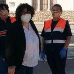 """Pilar y Rosa, las """"ángeles"""" de los vecinos de Villafranca de los Caballeros durante la pandemia"""
