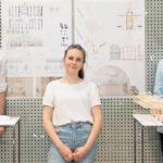 Premian en Alemania el diseño de una unidad de cuidados paliativos de un estudiante de la UCLM