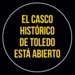 'Yo sí estoy abierto', campaña que quiere mostrar que el Casco de Toledo sigue vivo pese al cierre de Zara