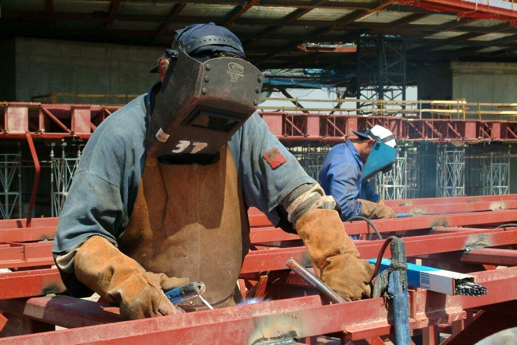 construcción empleo paro