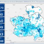 Descienden los contagios en más de 80 municipios de la provincia mientras Talavera acumula más de mil casos de incidencia