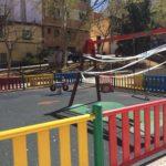 Las zonas de juegos infantiles seguirán precintadas en Toledo y los mercadillos vuelven este sábado al 50%
