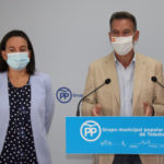 """El PP aboga por bajar impuestos en Toledo: """"Es momento de ser generosos como están siendo otros ayuntamientos"""""""
