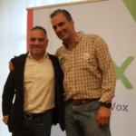 'El Toro', exmiembro de Vox condenado por agresión, presenta su nuevo partido de extrema derecha en Toledo