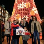 Toledo rendirá homenaje al personal sanitario en el acto simbólico de encendido del alumbrado navideño