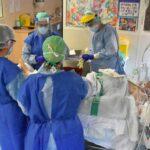 """Testimonios en primera línea: """"la esperanza"""" de un nuevo año para dejar atrás la pandemia"""