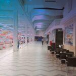 Las terrazas interiores de los centros comerciales de Toledo han de estar cerradas con las medidas de nivel 3