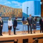 """Tolón, en la inauguración del nuevo Hospital de Toledo: """"Es un hito en la historia reciente de la ciudad, además de una obra necesaria"""""""