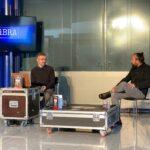 """Alberto del Campo: """"Patria fue mucho más difícil de montar que Antidisturbios"""""""