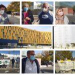 Vecinos del Polígono valoran la puesta en marcha del nuevo Hospital de Toledo pero reclaman la construcción de accesos