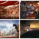 GALERÍA | El Cid, Lope de Vega, Colón o una exhibición de aves: así serán los nuevos espectáculos de Puy du Fou