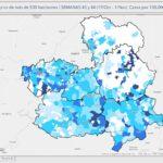 Las restricciones no frenan la expansión de la COVID-19 en la provincia de Toledo: más de 5.000 contagios en 14 días