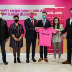 La Fundación Soliss renueva el patrocinio del EM Féminas Fuensalida, tras su ascenso a la 1ª División