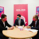 Soliss y el Ayuntamiento de Fuensalida lanzan una campaña de apoyo al pequeño y mediano comercio
