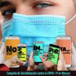 'Nos importa': el mensaje de la juventud illescana para minimizar las consecuencias de la pandemia