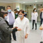 El nuevo hospital de Toledo comienza a recibir a sus primeros pacientes