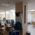 CSIF rechaza albergar pacientes COVID en el desalojado Servicio de Rehabilitación del Virgen de la Salud por «deficientes»