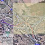 Unas obras afectarán durante dos fines de semana al tráfico en la A-42 y la TO-23 en Toledo capital