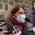 La alcaldesa de Talavera de la Reina, positivo en coronavirus