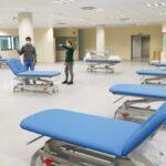El servicio de Rehabilitación ya es una realidad en el nuevo Hospital Universitario de Toledo