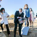 """Inversión de 23 millones en infraestructuras educativas en La Sagra ante """"el importante aumento de la matriculación"""""""