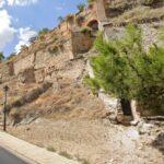 Aprueban obras de emergencia para consolidar un tramo de la Muralla de Toledo sobre el Paseo de Cabestreros