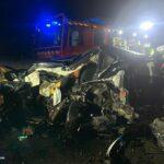 Fallece una joven de 20 años y otras tres personas resultan heridas en una colisión cuádruple en Ajofrín