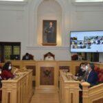 Estas son las propuestas que se debaten en un pleno de Toledo sin 'streaming' a pesar del nivel 3