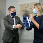 Inauguran el Centro de Salud de Santa Bárbara de Toledo, que podrá ampliarse para acoger usuarios de otra ciudad
