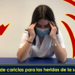 Diez maniobras de automasaje del alumnado de Fisioterapia para aliviar el dolor de cabeza por el uso de la mascarilla