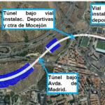 Ingenieros de Caminos optan por la alternativa que prevé un túnel en el Salto del Caballo para unir Toledo al AVE Madrid-Extremadura