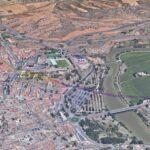 Un viaducto sobre el Tajo para conectar el AVE en Toledo con la nueva línea a Extremadura que no se completará hasta 2030