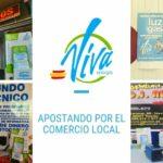 La comercializadora Viva Energía contribuye a la reactivación económica colaborando con el comercio local